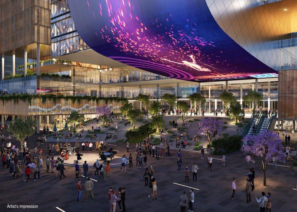 New inner-city campus for ECU